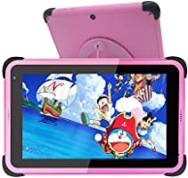 """7"""" Kids Tablet w/ 2GB RAM 32GB ROM 7 inch Android 10.0 Tablet for Kids, Kids- Proof Tablets Compatible with New Disney +..."""