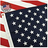 Grace Alley 3x5 FT American Flag with Brass Grommets