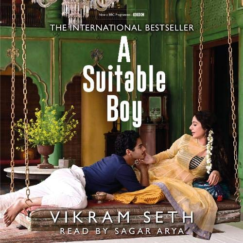 A Suitable Boy cover art