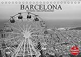 Barcelona Schwarz / Weiß Impressionen (Tischkalender 2022 DIN A5 quer): Fantastische Impressionen in schwarz / weiß der wunderbaren katalonischen Stadt Barcelona (Geburtstagskalender, 14 Seiten )