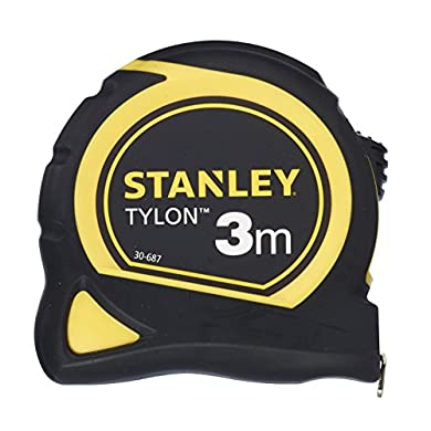 Foto di Stanley 0-30-687 Flessometro Tylon, 3 m x 12.7 mm
