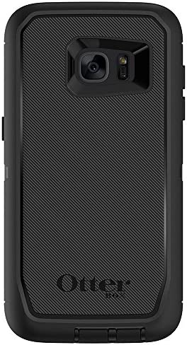 OtterBox Defender Series Case for Samsung Galaxy S7 Edge Retail Packaging Black product image
