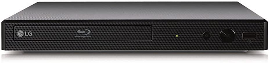 LG BPM35 / BP350 Blu-Ray Disc Player with Built-In Wi-Fi & Apps(Renewed)