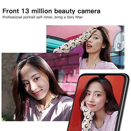 Xiaomi Redmi Note 8 Teléfono 4 GB di RAM + 128 GB di Rom, Display a Schermo Intero da 6,3