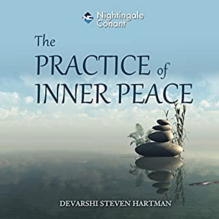 The Practice of Inner Peace audiobook cover art