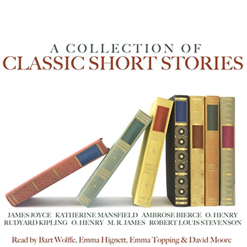 A Collection of Classic Short Stories audiobook cover art