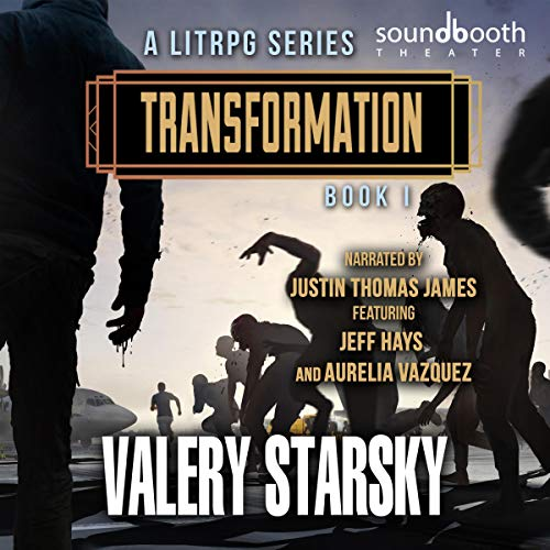 Transformation cover art