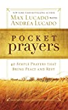 finding peace through God and prayer, pocket prayers