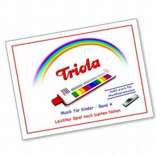 SEYDEL Triola liedboek band 4, Duits