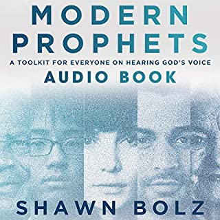 Modern Prophets: A Toolkit for Everyone on Hearing God's Voice audiobook cover art