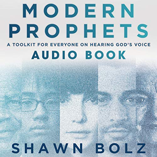 Modern Prophets: A Toolkit for Everyone on Hearing God's Voice cover art