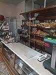 Mampara Premium Policarbonato de 5mm 100x90cm para farmacias, oficinas y Comercio en General. Vinilo... #2