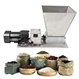Electric Grain Grinder, Stainless Steel Mill DY368 (110V 40W)