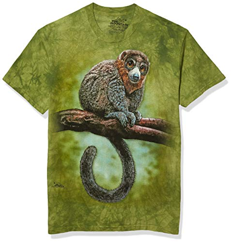 The Mountain Lemur Tote T-Shirt