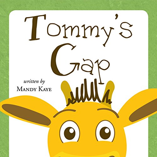 Tommy's Gap audiobook cover art