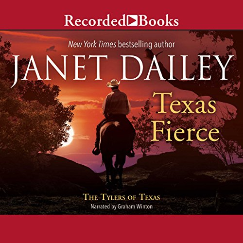 Texas Fierce audiobook cover art