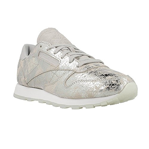 Reebok Classic Leather Hype Damen Sneaker Metallisch