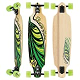 Sector 9 Session Sand Shark 39 Inch Maple Top Mount Longboard for...