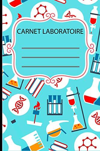 Carnet de Laboratoire: Mon carnet de labo, Biologie Chimie, Carnet de notes spécial cadeau, Journal, idéal,  120 pages (6*9) in   Idéal pour ne rien ... pour femme, Homme, maman, sœur, étudiantes