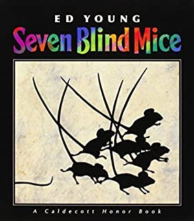 Seven Blind Mice by Young, Ed (2012) Board book