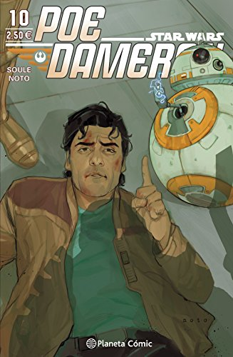 Star Wars Poe Dameron nº 10 (Star Wars: Cómics Grapa Marvel)