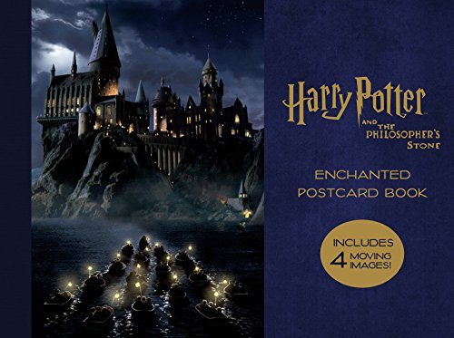 Harry Potter and the Philosopher's Stone Enchanted Postcard Book (Harry Potter Postcard Books)