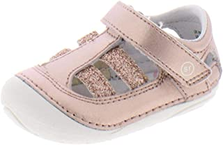 Soft Motion Baby and Toddler Girls Aurora Athletic Sneaker