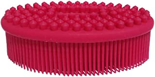 Cozy Bath Brush Bath Brush Simple Bath Back Back Scrubbing Bath Cleaning Bath Brush Wind Soft Fur Long Handle Rubbing Brush Good Material (Color : Red)