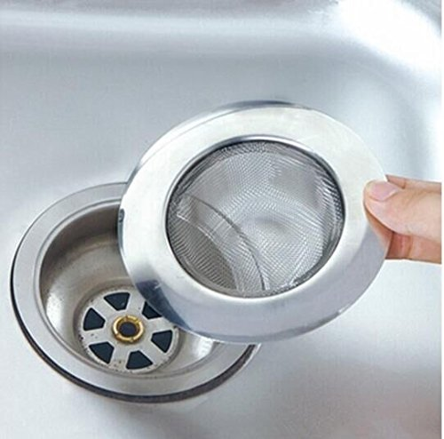 Drhob small Stainless steel kitchen supplies, sewer strainer
