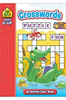Crosswords Deluxe Activity Zone by Joan Hoffman(2015-05-05)