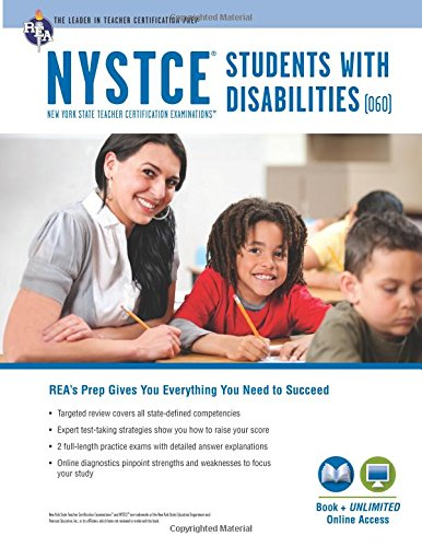 Nystce Students With Disabilities 060 Book Online Nystce Teacher Certification Test Prep