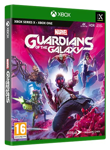 Marvel'S Guardians of the Galaxy + Star-Lord. Space Rider (Cómic Digital) - Xbox Series X
