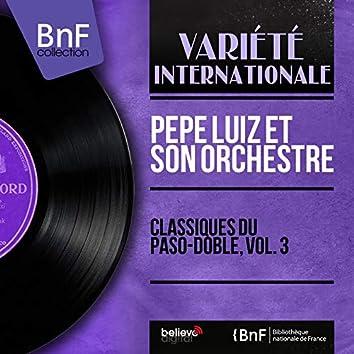 Classiques du paso-doble, vol. 3 (Mono Version)