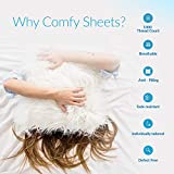 Comfy Sheets 100% Egyptian Cotton Sheets