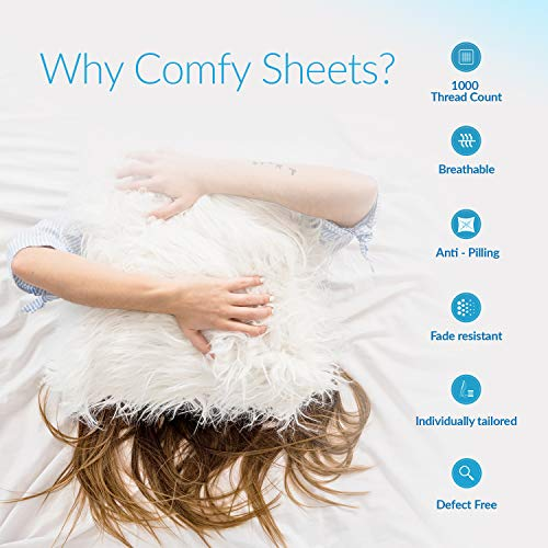 Comfy Sheets Egyptian Cotton Sheets