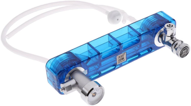 Homyl DIY Co2 System Aquarium CO2 Generator Plant Diffuser Valve Bio Kit Fish Tank
