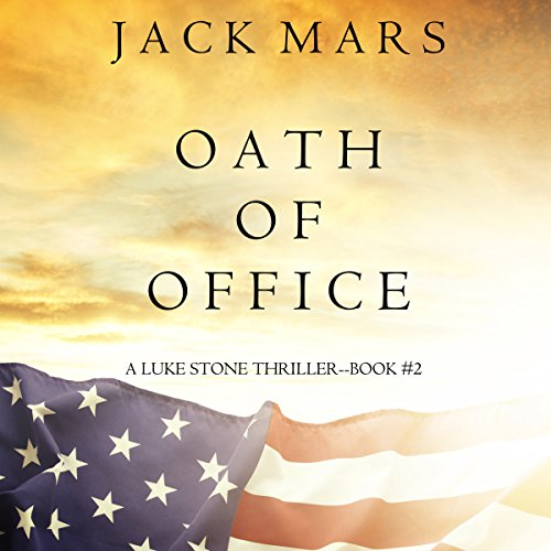 Oath of Office audiobook cover art
