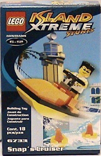 LEGO Island Xtreme Stunts 6733 Snap's Cruiser