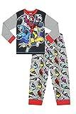 The PyjamaFactory by Power Rangers Super Ninja - Pijama largo de acero (3 a 8 años)