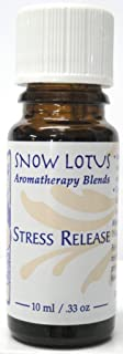 Snow Lotus Stress Release Therapeutic Essential Oil Blend 10ml