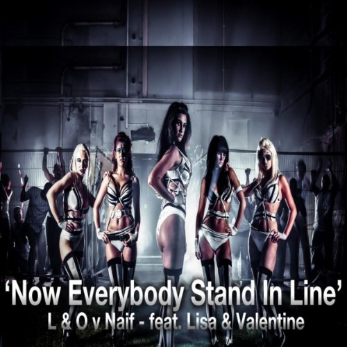 Now Everybody Stand In Line (Blue-Sky Remix)