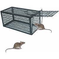 skycabin Trampa de Jaula para Ratones,Roedores,Ratas, Hamster, Topo, Mustela, Gopher