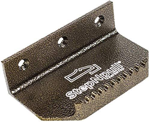 StepNpull Hands Free Door Opener - No Touch Door Foot Pull & Commercial Touchless Door Opener Tools for Bathroom (Gold-1 Piece)