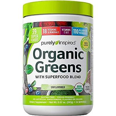 Greens Powder Smoothie Mix
