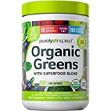 Greens Powder Smoothie Mix | Purely Inspired Organic Greens Powder...