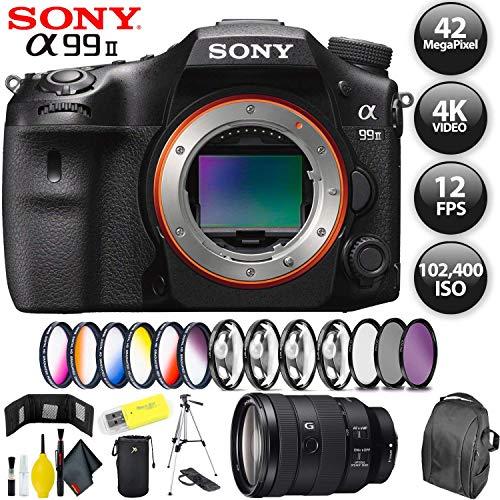 Sony Alpha a99 II DSLR Camera + Sony FE 24-105mm...