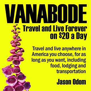 Vanabode audiobook cover art