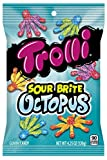 Trolli Sour Brite Octopus, Assorted Flavors, 4.25 oz