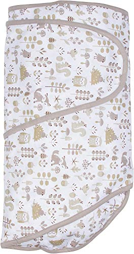 Miracle Blanket Swaddle Wrap for Newborn Infant Baby Foxes