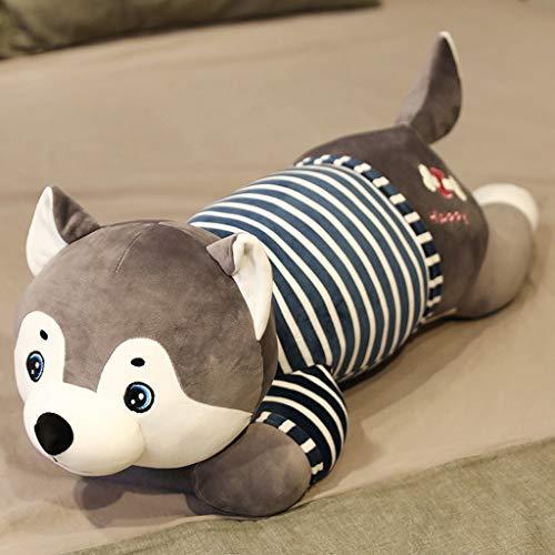 ZMDZA Relleno Suave Encantador Animal Peluche Juguetes para niños niños sofá Cama Almohada de Dibujos Animados (Color : Style 2)